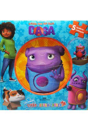 Cada Um na Sua Casa - Meu Primeiro Livro de Quebra-Cabeça - Disney | Hoshan.org