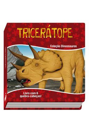 Tricerátope - 6 Quebra-Cabeças - Col. Dinossauros - Vale Das Letras | Tagrny.org
