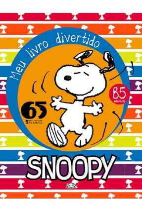 Snoopy: Meu Livro Divertido - Schulz,Charles M. pdf epub