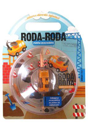 Roda-Roda - Minha Escavadeira - Renée Salome | Hoshan.org