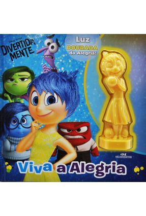 Viva A Alegria - Divertida Mente - Disney | Nisrs.org
