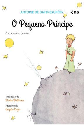 O Pequeno Príncipe - Edição Luxuosa Almofadada - Saint-Exupéry,Antoine De | Tagrny.org