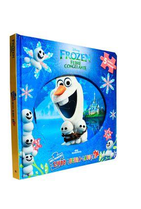 Frozen Febre Congelante - Meu Primeiro Livro Quebra-Cabeças - Disney | Nisrs.org