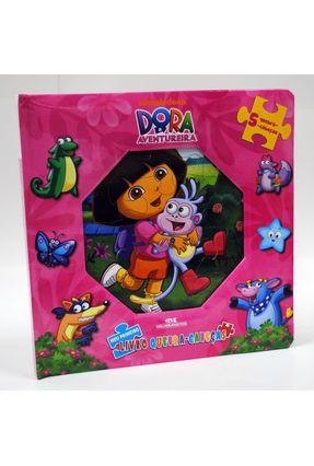Dora A Aventureira - Meu Primeiro Livro Quebra-Cabeças - Nicklondeon | Nisrs.org