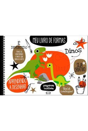 Meu Livro de Formas - Dinos - Books ,Image pdf epub