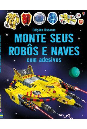 Monte Seus Robôs e Naves Com Adesivos - Simon Tudhope   Hoshan.org