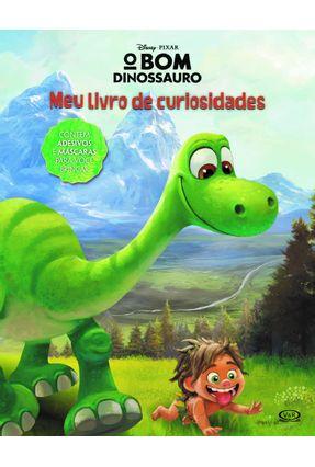 O Bom Dinossauro - Meu Livro de Curiosidades - Disney | Nisrs.org
