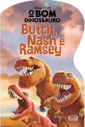 Bom Dinossauro - Butch, Nash e Ramsey - Disney | Nisrs.org
