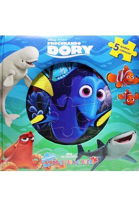 Procurando Dory - Meu Primeiro Livro Quebra-Cabeças - Disney   Nisrs.org