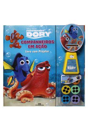 Procurando Dory - Companheiros Em Ação - Livro Projetor - Disney | Hoshan.org