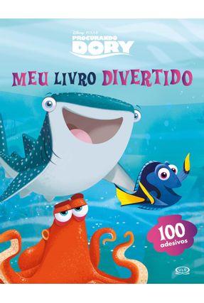 Procurando Dory - Meu Livro Divertido - 100 Adesivos - Disney pdf epub