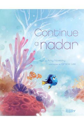 Procurando Dory - Continue A Nadar - Novesky,Amy | Nisrs.org