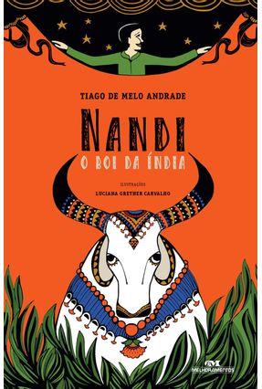 Nandi - o Boi da Índia - Tiago de Melo Andrade pdf epub