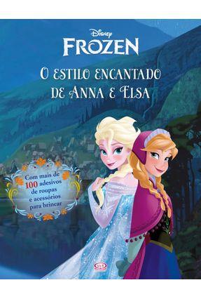 O Estilo Encantado de Anna e Elsa - Disney | Nisrs.org