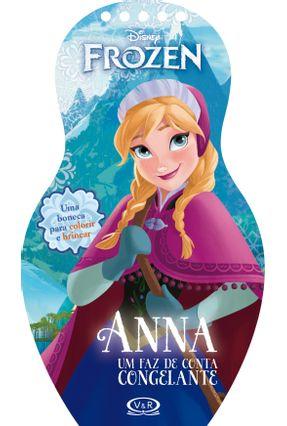 Anna - Um Faz de Conta Congelante - Disney   Nisrs.org