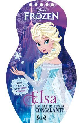 Elsa - Um Faz de Conta Congelante - Disney | Hoshan.org
