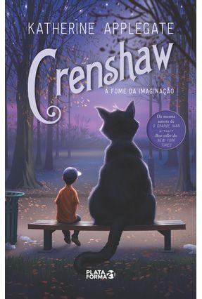 Crenshaw - A Fome da Imaginação - Applegate,Katherine | Hoshan.org