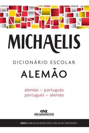 Michaelis - Dicionário Escolar Alemão - Alemão / Português - Alfred Josef Keller   Hoshan.org