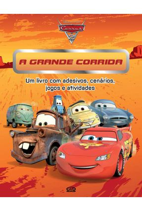 Carros 2 - A Grande Corrida - Disney pdf epub