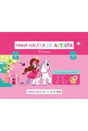 Minha Maleta De Artista - Princesas - Lilidoll pdf epub