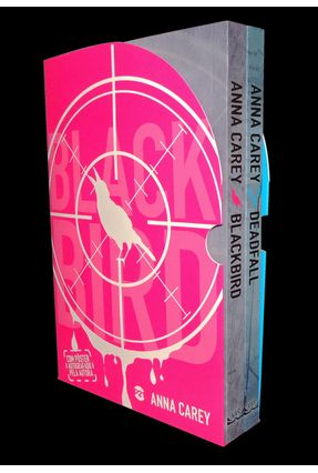 Box - Saga Blackbird - Carey,Anna   Hoshan.org