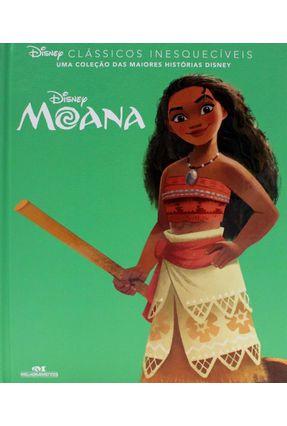 Clássicos Inesquecíveis - Moana - Disney pdf epub