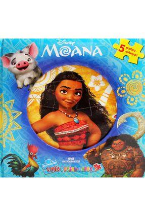 Moana - Meu Primeiro Livro Quebra-Cabeças - Disney pdf epub