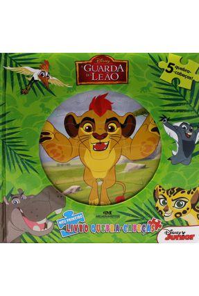 A Guarda do Leão - Meu Primeiro Livro Quebra-Cabeças - Disney pdf epub