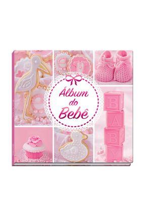 Album do Bebe - Rosa - Editora Vale das Letras pdf epub