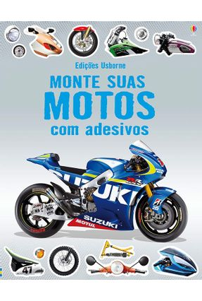 Monte Suas Motos Com Adesivos - Tudhope,Simon pdf epub