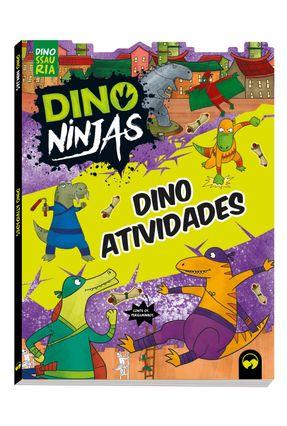 Dinoatividades - Roxo - Vale Das Letras pdf epub