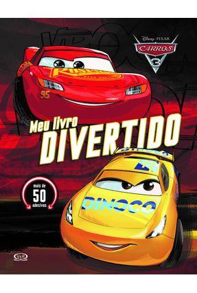 Carros 3 - Meu Livro Divertido - Disney   Tagrny.org