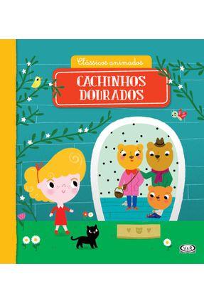 Clássicos Animados - Cachinhos Dourados - Cocklico,Marion | Nisrs.org