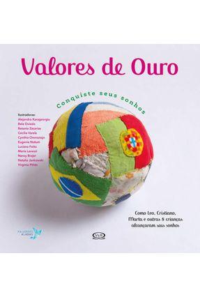 Valores De Ouro - Núñez,Cristina R. Valcárcel,Rafael   Hoshan.org