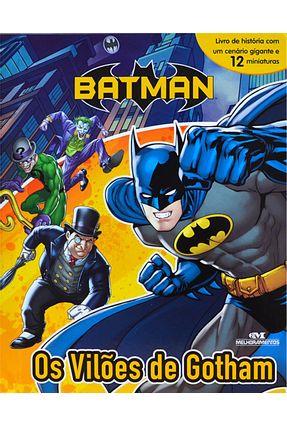 Batman - Os Vilões De Gotham - Comics,Dc pdf epub