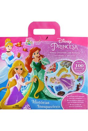 Maleta Divertida - Princesas - Disney   Hoshan.org