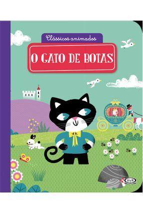 Clássicos Animados - O Gato De Botas - Gwé,Gwé | Hoshan.org