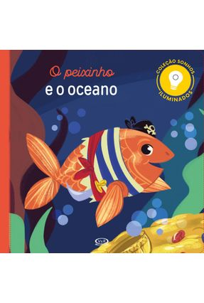 O Peixinho e O Oceano - Chatel,Christelle Heinsz,Joshua | Hoshan.org