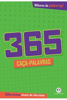 365 Caça-Palavras - Ciranda Cultural | Nisrs.org