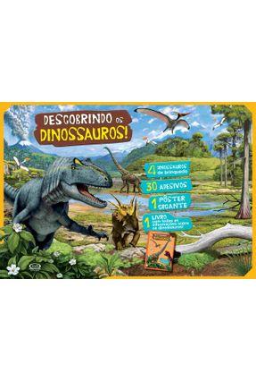 Descobrindo Os Dinossauros! - Ousset,Emmanuelle pdf epub
