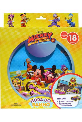 Mickey Aventura Sobre Rodas - Hora do Banho - Disney   Nisrs.org