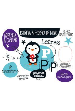 Escreva & Escreva De Novo: Letras - Imagebooks | Nisrs.org