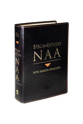Bíblia De Estudo Naa - Sociedade Bíblica do Brasil | Hoshan.org