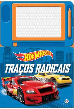 Hot Wheels - Traços Radicais - Editora Ciranda Cultural   Hoshan.org