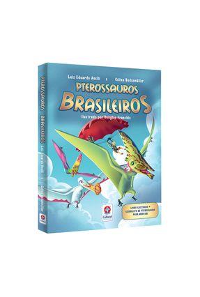 Pterossauros Brasileiros - Anelli,Luiz Eduardo | Hoshan.org