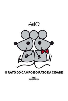O Rato Do Campo E O Rato Da Cidade - Cassinelli,Attilio   Hoshan.org