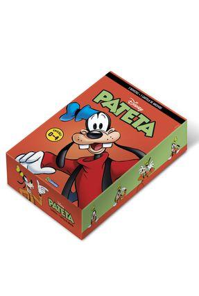 Box Quadrinhos Disney Pateta - Edições 0 A 4 - 5 Volumes - Diversos   Nisrs.org