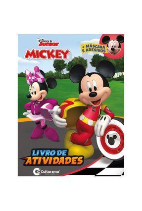 Diversão Com Adesivos Mickey - Rodrigues,Naihobi S. | Hoshan.org