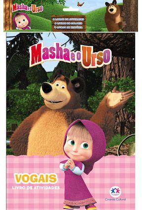 Masha E O Urso - Embalagem Econômica - Editora Ciranda Cultural pdf epub