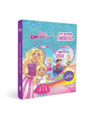 Barbie Dreamtopia - Um Universo Fantástico - Editora Ciranda Cultural   Hoshan.org